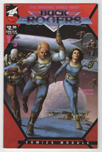 Buck Rogers Comics Module #1 Cover Front