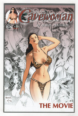 Cavewoman The Movie One Shot Cover Front