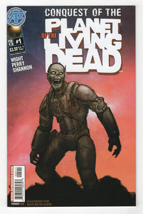 Conquest of the Planet of the Living Dead #1 Cover Front