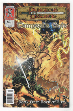 Dungeons and Dragons Tempest's Gate #1 Cover Front