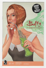 Buffy the Vampire Slayer #5 Cover Front