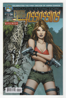 Executive Assistant Assassins #7 Cover Front