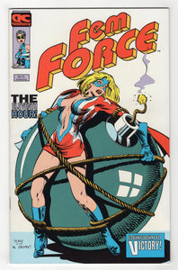 Femforce #49 Cover Front
