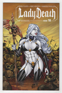 Lady Death #18 Cover Front