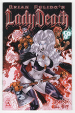 Lady Death Abandon All Hope #2 Cover Front