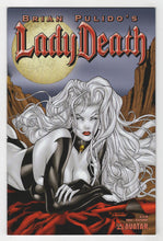 Lady Death Annual #1 Variant Cover Front