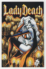Lady Death II Between Heaven & Hell #2 Cover Front