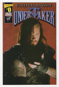 Undertaker Wizard #0 Cover Front
