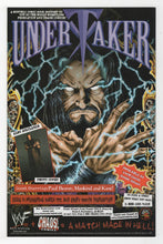 Undertaker Wizard #0 Cover Back