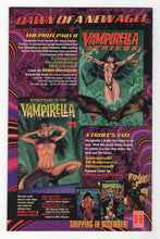 Vampirella Pin Up Special #1 Cover Back
