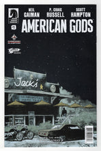 American Gods Shadows #1 Variant Cover Back