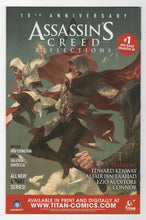 Assassins Creed Uprising #1 Cover Back