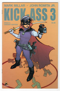 Kick-Ass 3 #6 Variant Cover Front