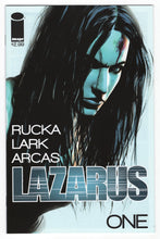 Lazarus #1 Cover Front