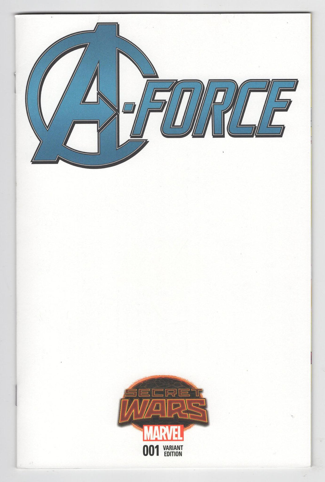 A-Force #1 Variant Cover Front