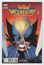 All New Wolverine #1 Cover Front