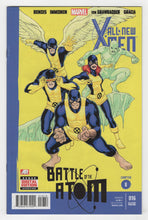 All New X-Men #16 2nd Printing Variant Cover Front