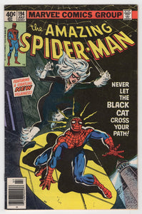 Amazing Spider-Man #194 Cover Front