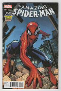 Amazing Spider-Man #1 Adams MT Variant Cover Front