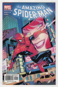 Amazing Spider-Man #54 Cover Front