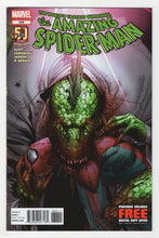 Amazing Spider-Man #668 Cover Front