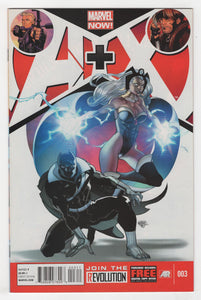 A Plus X #3 Cover Front