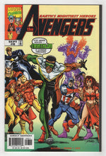 Avengers #8 Cover Front