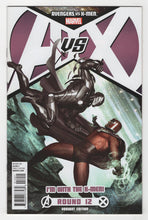 Avengers Vs X-Men #12 X-Men Variant Cover Front