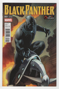 Black Panther #1 Variant Cover Front