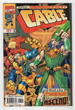 Cable #57 Cover Front