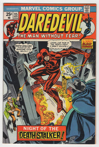 Daredevil #115 Cover Front