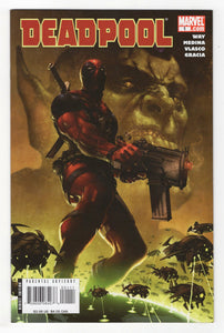 Deadpool #1 Cover Front