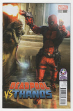 Deadpool Vs Thanos #2 Variant Cover Front