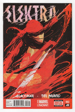 Elektra #2 Cover Front
