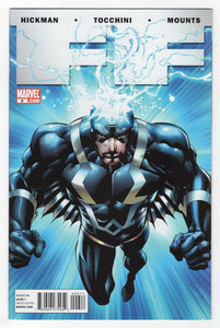 FF #6 Cover Front