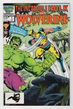 Incredible Hulk and Wolverine #1 Cover Front