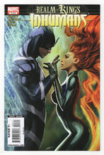Realm of Kings Inhumans #3 Cover Front
