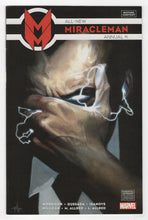 All New Miracleman Annual #1 Cover Front