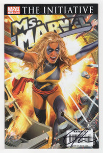Ms Marvel #17 Signed Cover Front