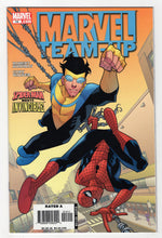 Marvel Team-Up #14 Regular Cory Walker Cover (2006) Front