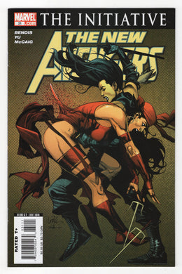 New Avengers #31 Regular Leinil Francis Yu Cover (2007) Front