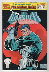 Punisher Annual #5 Cover Front