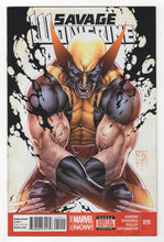 Savage Wolverine #19 Cover Front