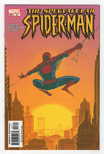 Spectacular Spider-Man #27 Cover Front