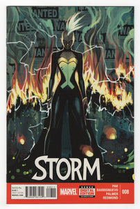 Storm #8 Cover Front