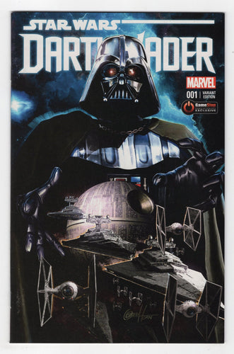 Star Wars Darth Vader #1 Variant Cover Front