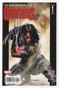 Ultimate Origins #1 Cover Front