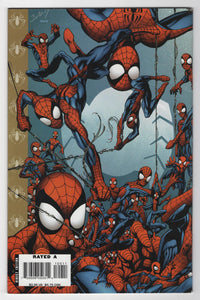 Ultimate Spider-Man #100 Cover Back
