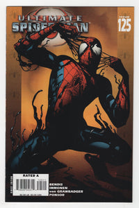 Ultimate Spider-Man #125 Cover Front