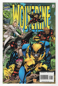 Wolverine #94 Cover Front